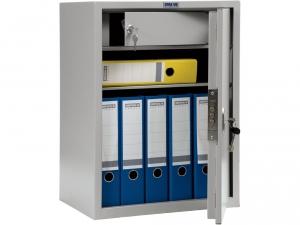 Шкаф металлический бухгалтерский ПРАКТИК SL-65Т купить на выгодных условиях в Рязани