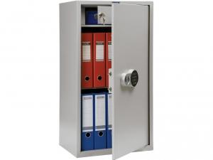 Шкаф металлический бухгалтерский ПРАКТИК SL-87Т EL купить на выгодных условиях в Рязани
