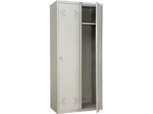 Шкаф металлический для одежды ПРАКТИК LS(LE)-21-80 купить на выгодных условиях в Рязани