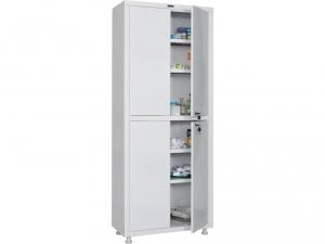 Металлический шкаф медицинский HILFE MD 2 1670/SS купить на выгодных условиях в Рязани