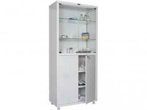 Металлический шкаф медицинский HILFE MD 2 1780/SG купить на выгодных условиях в Рязани