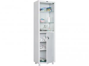 Металлический шкаф медицинский HILFE MD 1 1657/SG купить на выгодных условиях в Рязани