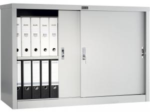 Шкаф-купе металлический NOBILIS АМТ 0812 купить на выгодных условиях в Рязани
