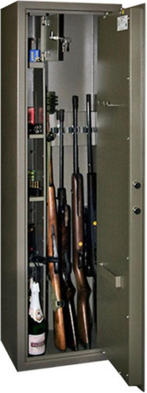 Шкаф и сейф оружейный VALBERG САФАРИ EL купить на выгодных условиях в Рязани