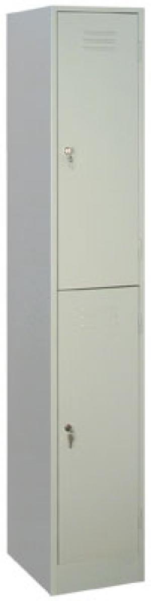 Шкаф металлический для одежды ШРМ - 12 купить на выгодных условиях в Рязани