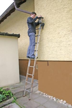 Лестница Sibilo 9 перекладин купить на выгодных условиях в Рязани