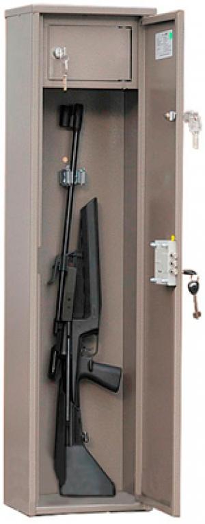 Шкаф и сейф оружейный AIKO ВОРОБЕЙ купить на выгодных условиях в Рязани