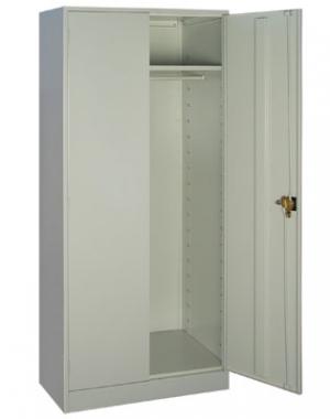 Шкаф металлический для одежды ШАМ - 11.Р купить на выгодных условиях в Рязани