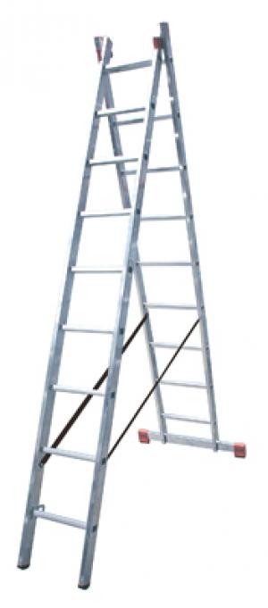 Лестница Dubilo 2x9 купить на выгодных условиях в Рязани