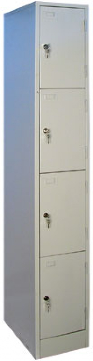 Шкаф металлический для сумок ШРМ - 14 - М купить на выгодных условиях в Рязани