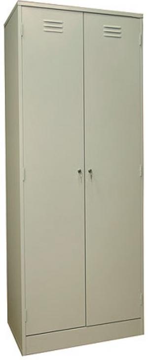 Шкаф металлический для одежды ШРМ - АК купить на выгодных условиях в Рязани