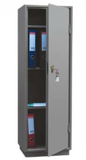 Шкаф металлический для хранения документов КБ - 21 / КБС - 21 купить на выгодных условиях в Рязани