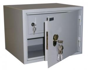 Шкаф металлический для хранения документов КБ - 02т / КБС - 02т купить на выгодных условиях в Рязани
