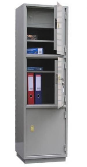Шкаф металлический для хранения документов КБ - 033т / КБС - 033т купить на выгодных условиях в Рязани