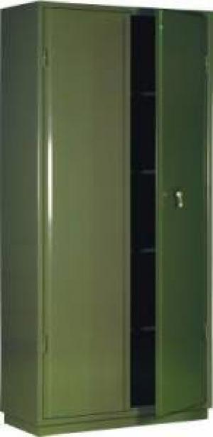 Шкаф металлический бухгалтерский КС-10 купить на выгодных условиях в Рязани