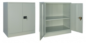 Шкаф металлический архивный ШАМ - 0,5 купить на выгодных условиях в Рязани