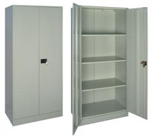 Шкаф металлический для хранения документов ШАМ - 11/400 купить на выгодных условиях в Рязани