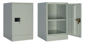 Шкаф металлический для хранения документов ШАМ - 12/680 купить на выгодных условиях в Рязани