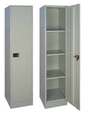 Шкаф металлический для хранения документов ШАМ - 12 купить на выгодных условиях в Рязани