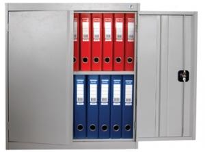 Шкаф металлический архивный ШХА/2-850 купить на выгодных условиях в Рязани