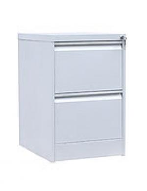 Шкаф металлический картотечный ШК-2 (2 замка) купить на выгодных условиях в Рязани