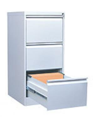 Шкаф металлический картотечный ШК-3Р купить на выгодных условиях в Рязани