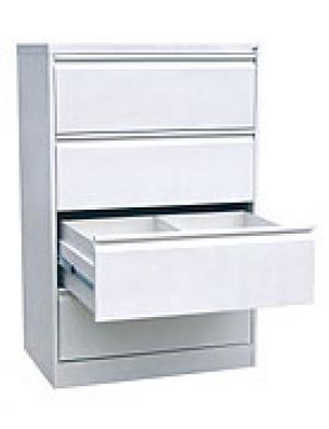 Шкаф металлический картотечный ШК-4-2 купить на выгодных условиях в Рязани