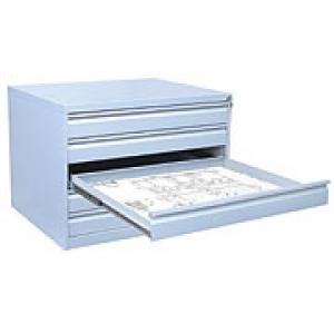 Шкаф металлический картотечный ШК-5-А1 купить на выгодных условиях в Рязани