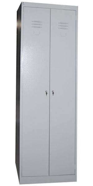 Шкаф металлический для одежды ШР-22-600 купить на выгодных условиях в Рязани