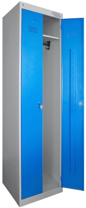 Шкаф металлический для одежды ШРЭК-22-500 купить на выгодных условиях в Рязани