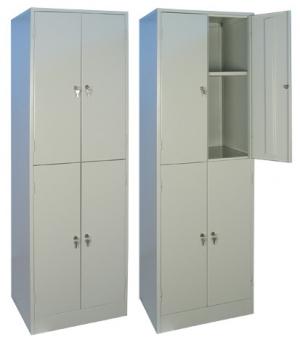 Шкаф металлический архивный ШРМ - 24.0 купить на выгодных условиях в Рязани