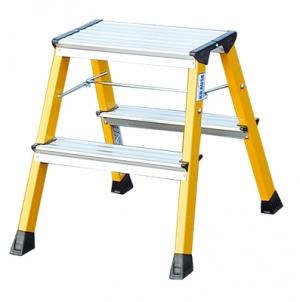 Лестница стремянка складная подставка Rolly 2 ступени купить на выгодных условиях в Рязани