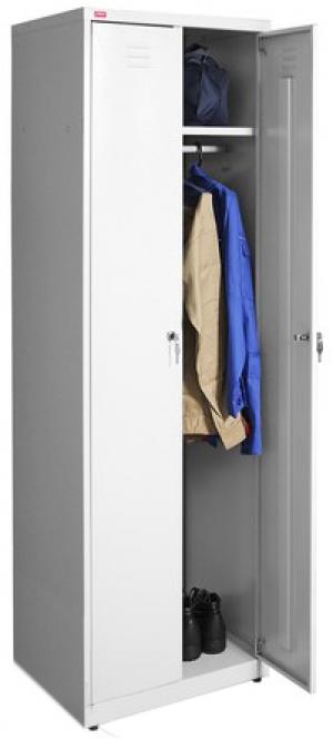 Шкаф металлический для одежды ШРМ - АК/800 купить на выгодных условиях в Рязани