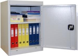 Шкаф металлический архивный ШХА-50 (40)/670 купить на выгодных условиях в Рязани