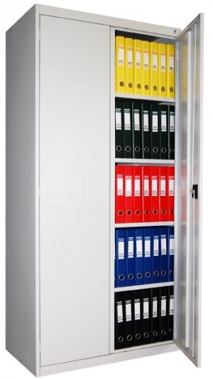 Шкаф металлический архивный ШХА-900(40) купить на выгодных условиях в Рязани