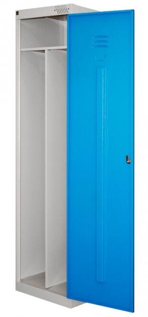 Шкаф металлический для одежды ШРЭК-21-500 купить на выгодных условиях в Рязани