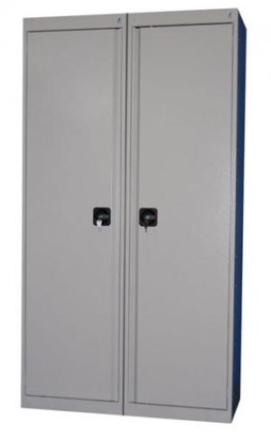 Шкаф металлический архивный ШХА-100 купить на выгодных условиях в Рязани