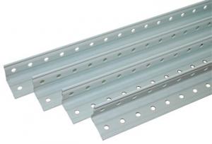 Стойка усиленная 250 для металлического стеллажа купить на выгодных условиях в Рязани